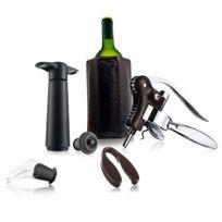 VACU VIN - coffret à vin professionnel 8 pièces - 69002606