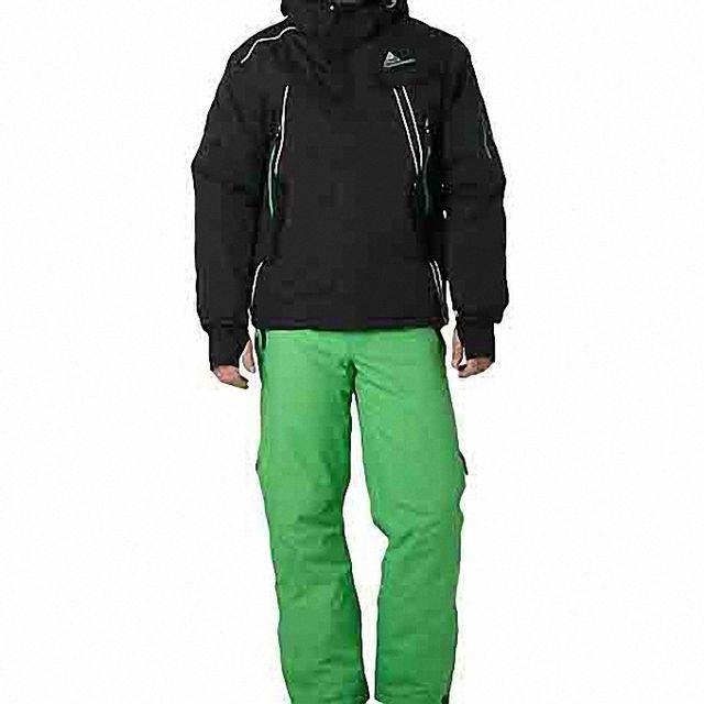 4a7c1279adf5 Peak Mountain - Peak Mountain Ensemble de ski homme Cluza. Couleur   Noir