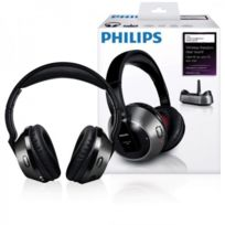 Philips - Casque hi-fi sans fil Shc8535