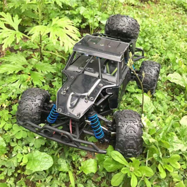Generic 4wd 2.4g radio haute vitesse télécommande tout-terrain camion rc voiture jouet enfant