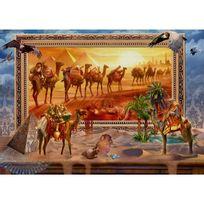 Schmidt - Puzzle 1000 pièces : Le désert : Revenue à la vie