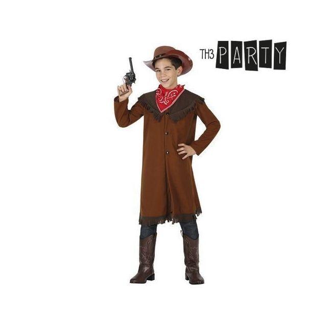 d guisement pour petit gar on cowboy costume taille 7 9 ans pas cher achat vente. Black Bedroom Furniture Sets. Home Design Ideas