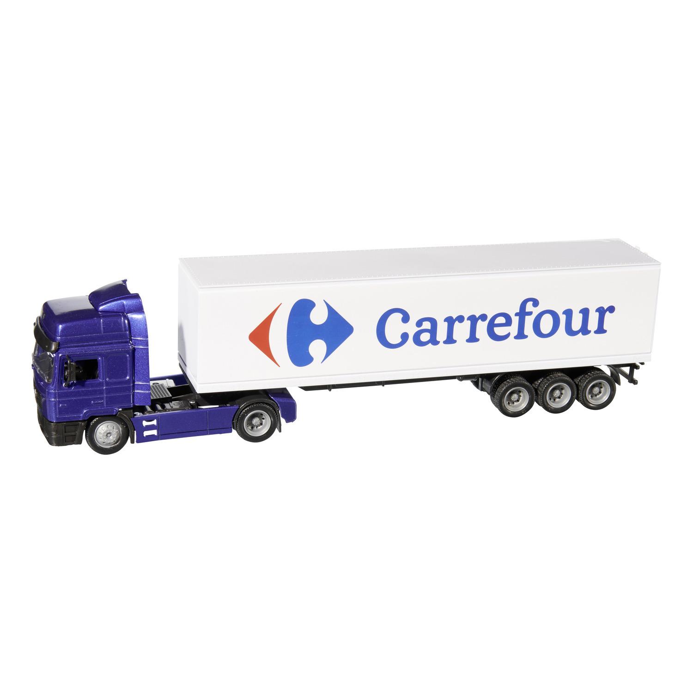 Camion en métal - échelle 1/43.