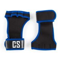 Capital Sports - Palm Pro Gants haltérophilie musculation taille L - noir/bleu