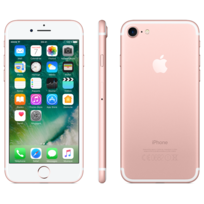 APPLE - iPhone 7 - 32 Go - MN912ZD/A - Or Rose