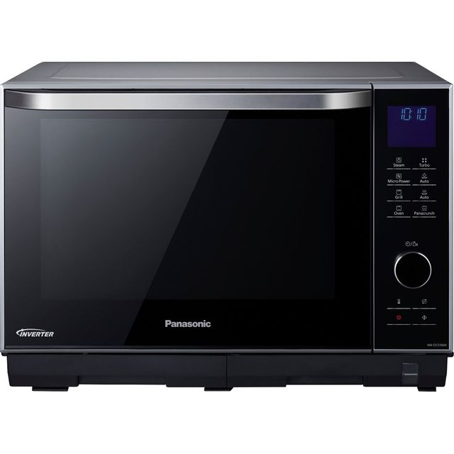 PANASONIC - micro-ondes combiné inverter 27l 1000w - nnds 596 mpeg