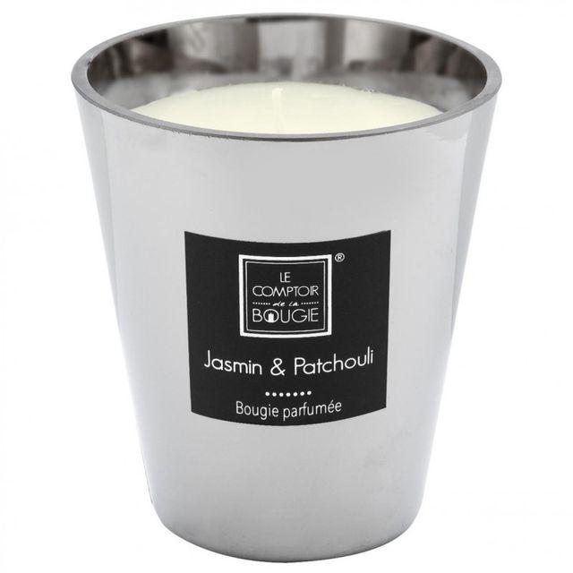 paris prix bougie parfum e 350g jasmin patchouli pas cher achat vente bougies. Black Bedroom Furniture Sets. Home Design Ideas