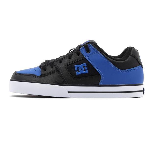 e2e198bddef5 Dc - Baskets basses Shoes Pure - pas cher Achat / Vente Baskets homme -  RueDuCommerce
