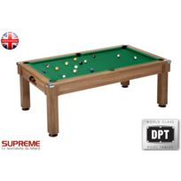 Dpt - Billard Pool Windsor 7ft Châtaignier