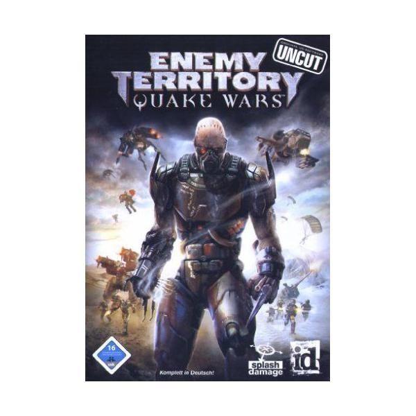 Aspyr - Enemy TerritoryTM Quake Wars import allemand