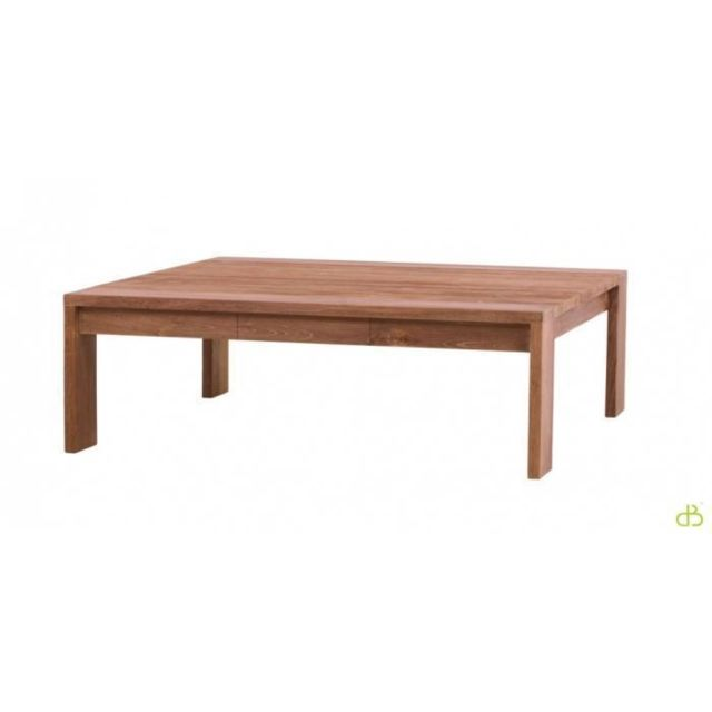 rectangulaire Table basse basse teck Table EHWD29I