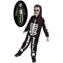 Aptafetes - Costume Squellette - Enfant