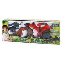 Animal world - Coffret dinosaures 7 pièces