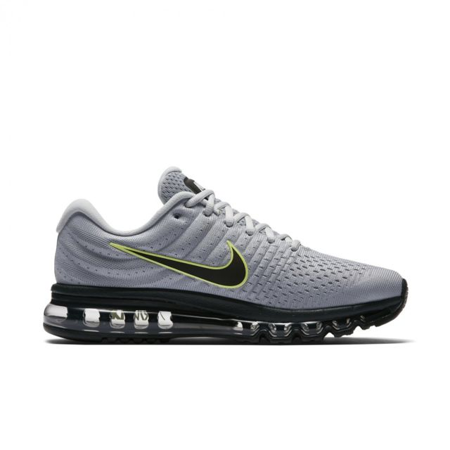 outlet store 39f0a b216f Nike - Chaussure de running Air Max 2017 - 849559-012 - pas cher Achat    Vente Baskets homme - RueDuCommerce