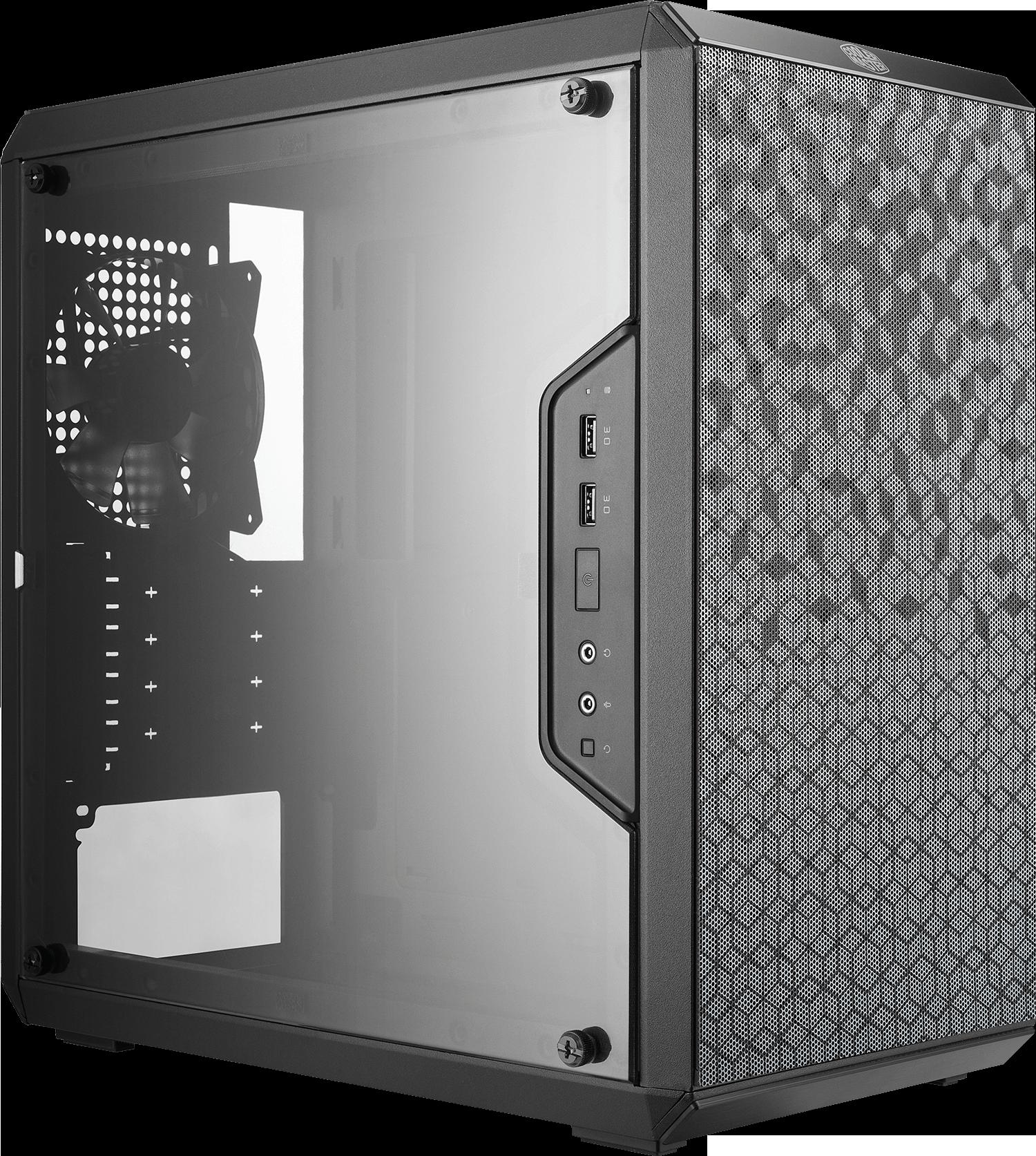 MasterBox Q300L - Avec fenêtre