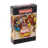 Waddingtons - Jeux de société - Marvel Universe présentoir jeux de cartes 12, ANGLAIS