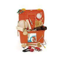 Fuzeau - 9242 Malle de 16 Instruments Orange