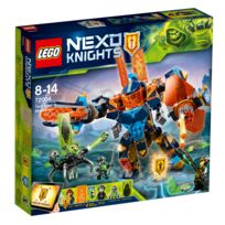Lego - 72004 Nexo Knights™ : L'Armure 3-en-1 de Clay