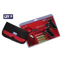 Gryyp - Kit réparation K002 pneu tubeless à mèches