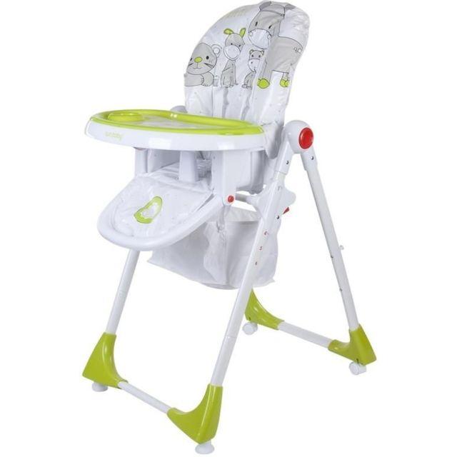 Sun Baby - Chaise haute de bébé/enfant 6-36 mois Confort ...