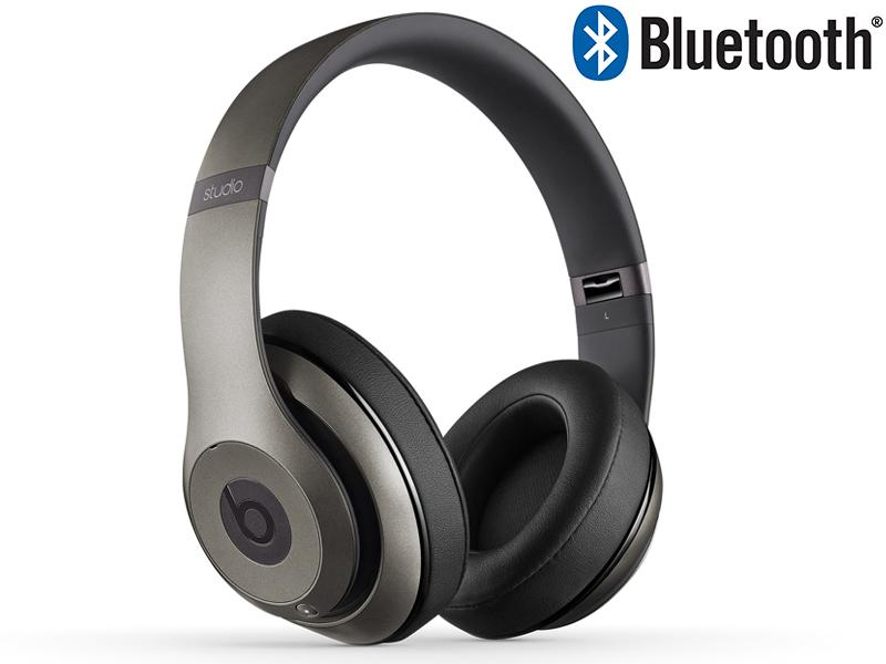 Casque circum-aural Studio Wireless™ - Titane
