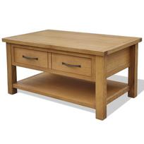 Vidaxl - Table basse en chêne 88 x 53 45 cm