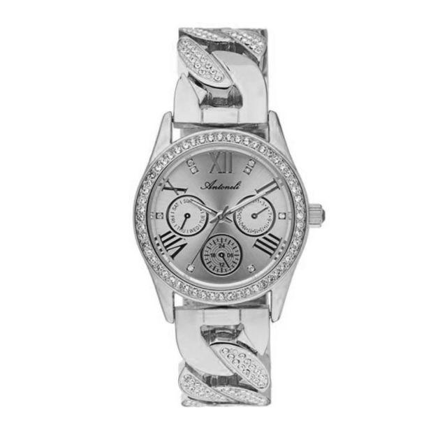 Et Cadran Acier Bracelet 23 Mouvement Montre Al0292 Quartz Steel Femme 38mm En ukXZiP
