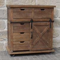 Meuble 25 cm largeur achat meuble 25 cm largeur pas cher for Semainier industriel