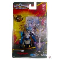 Mid - 1 Figurine Power Ranger Megaforce - Vrak - 10cm - Adnauto