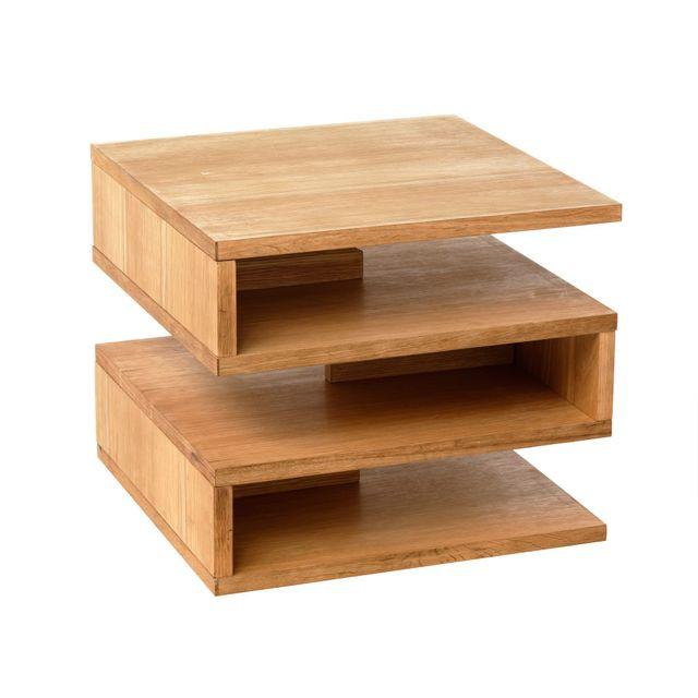 table bout de canape alinea. Black Bedroom Furniture Sets. Home Design Ideas