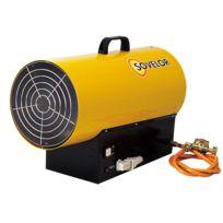 SOVELOR - Chauffage gaz air pulsé mobile au gaz propane-BLP17M