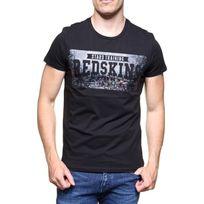 Redskins - Tee Shirt Alpacino Calder Noir