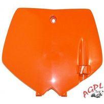 Ktm - Sx 65-02/08-PLAQUE Frontale Ufo- Orange-78521953