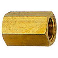 Autre - Manchon à filetage femelle, Raccord : G 1/2 x G 1/2 pouces, Oc 27 mm, Long. 30 mm