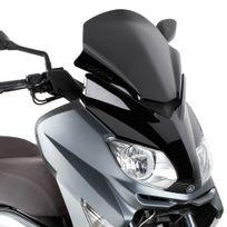 Givi - Bulle sport noire D446B, Yamaha 125/250 X-max 10-13