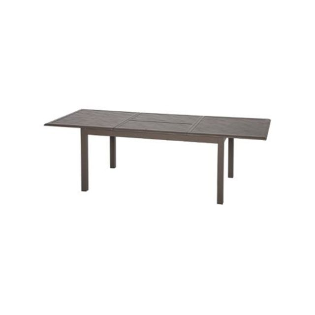Hesperide Table Extensible Rectangulaire Azua Alu 8 12 Places