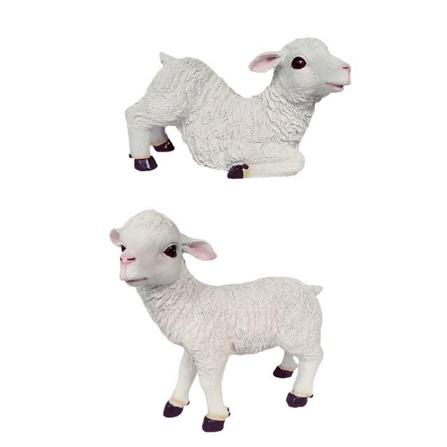 Moutons Animaux artificiels Statue simulation