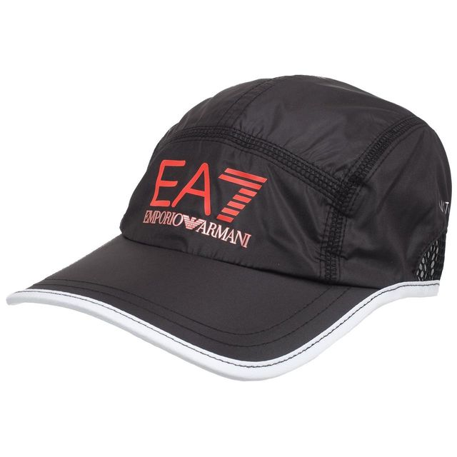 5f1b3d97472c Armani - Casquette Ea7 Five panel noir cap Noir 51603 Taille unique ...