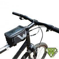 Wantalis - Sacoche Pour Smartphone Fixation Velo