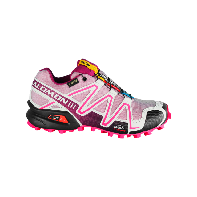 95154ffe29aa Salomon - Salomon Speedcross 3 Gtx W Rose Pale Chaussures trail salomon  étanche