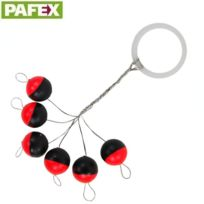 Pafex - Guide Fil Rond Rose 6MM