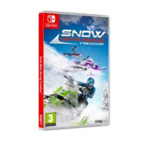 BIGBEN INTERACTIVE - Switch Snow Moto Racing Freedom