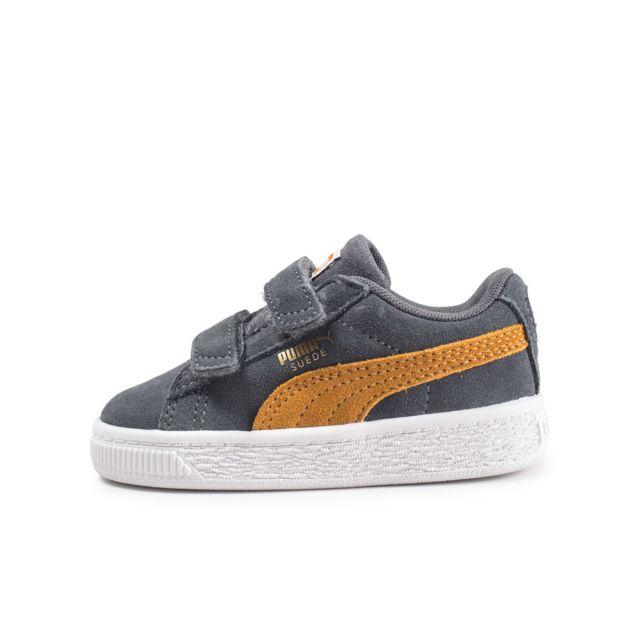 chaussure puma enfant,chaussure puma suede classic