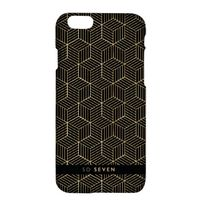 So Seven - Coque Midnight Cubic Or Apple Iphone 7