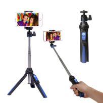 Benro - Accessoire Bk10 Mini Trépied de Table / Perche selfie avec Télécommande
