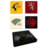 Dark Horse Comics - Game Of Thrones Sigil Coasters Set