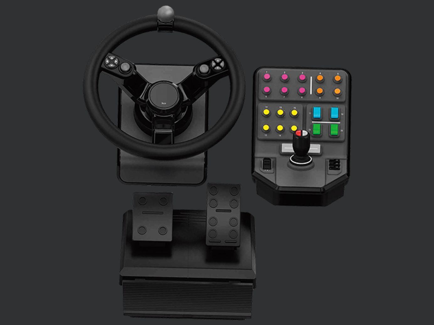 Farm Sim Controller