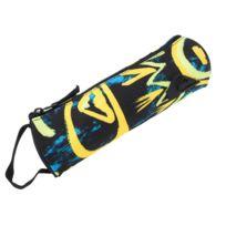 Quiksilver - Trousse à crayons Pencil print neon yellow Jaune 21488