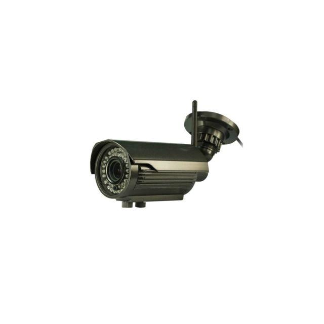 Auto-hightech camera balle Ip Wifi sans fil imperméable pour l'extérieure H.264 960P vision nocture