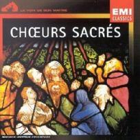 Emi Classics - Choeurs SacrÉES - Cd
